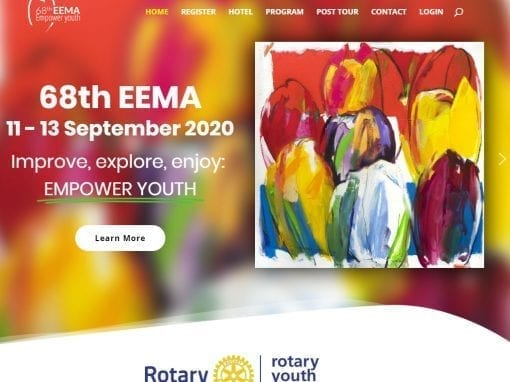 EEMA 2020 – Rotary Youth Exchange