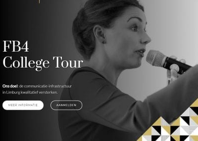 FB4 Collegetour